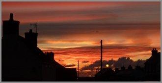 Trefin Sunset
