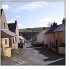Trefin Village Pembrokeshire