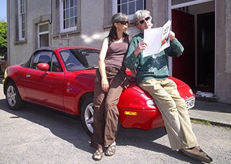 Us with MX5