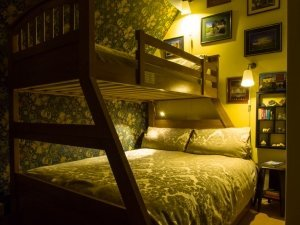 Family Room 5 Bunks